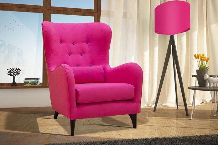 Designerskie fotele i krzesła