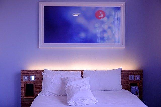 kolor ścian do sypialni